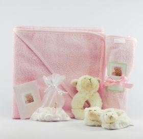 Baby Cadeau Pakket Aaibaar Meisje