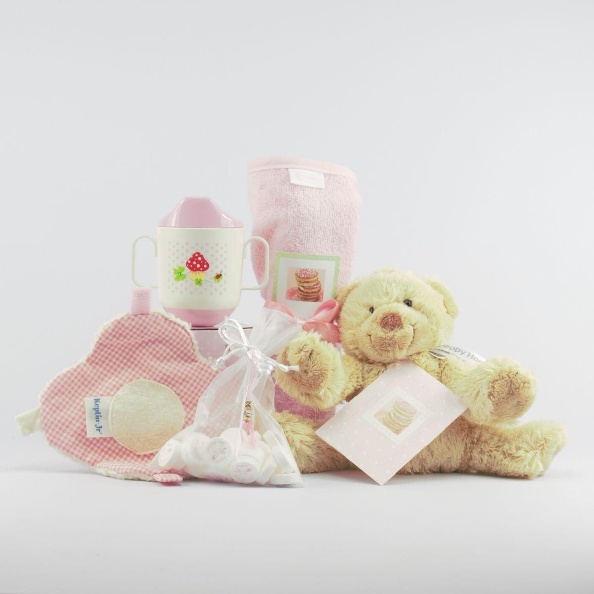 baby pakket betovering roze