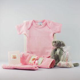 baby cadeau Pakket Christal Meisje