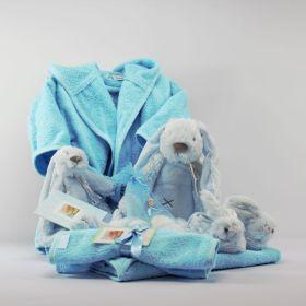 Baby Cadeau Pakket Hartstocht Jongen