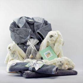 Baby Cadeau Pakket Hartstocht Neutraal