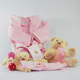 Baby Cadeau Pakket Madelief meisje