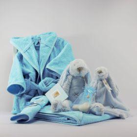 Baby Cadeau Pakket Rozig Jongen