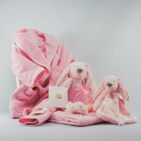 Baby Cadeau Pakket Rozig Meisje