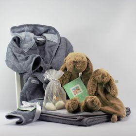 Baby Cadeau Pakket Rozig Neutraal