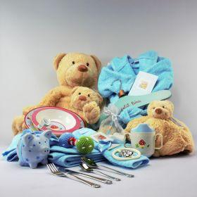 Baby Cadeau Pakket Sprankelend Jongen