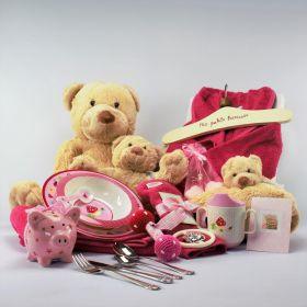 Baby Cadeau Pakket Sprankelend meisje