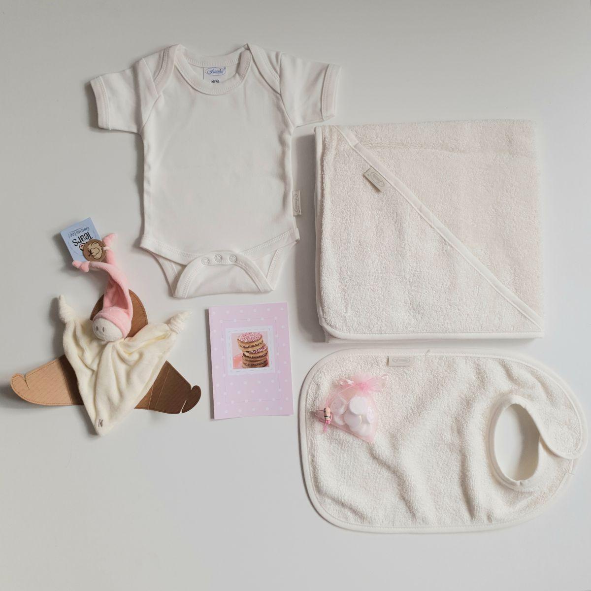 baby cadeau pakket toddel meisje
