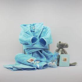 Baby Cadeau Pakket Vertroetelend Jongen