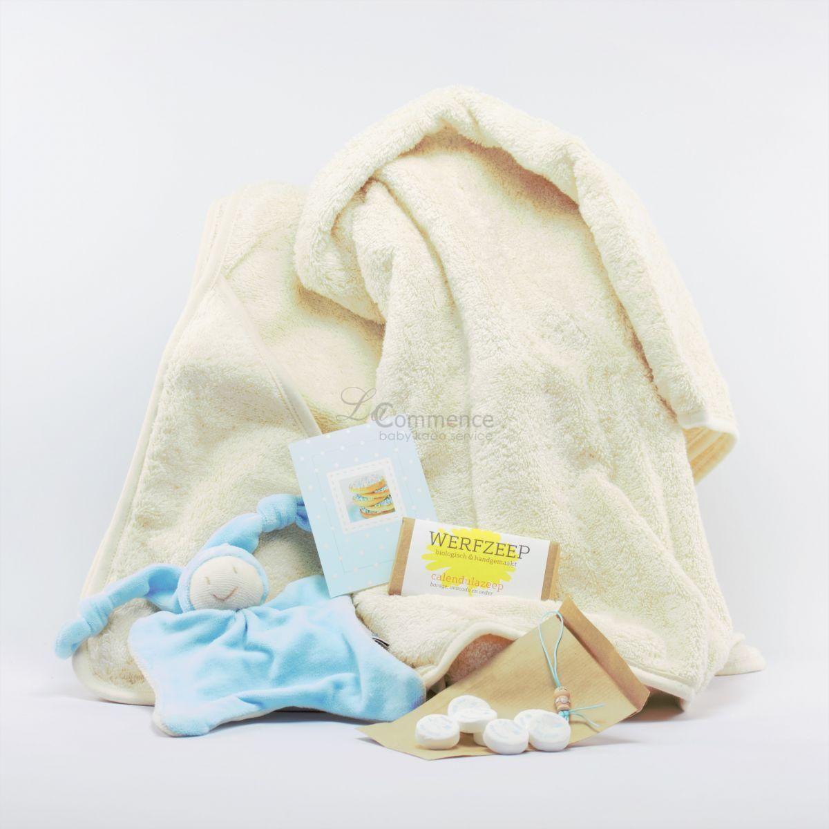 duurzaam babypakket madeliefje