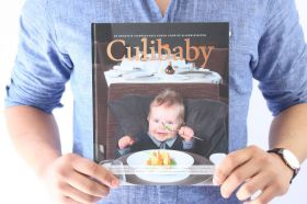 Kookboek Culibaby door sterrenkoks